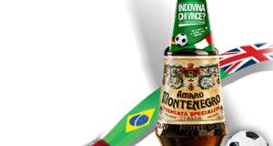 vinci bottiglia di Amaro Montenegro