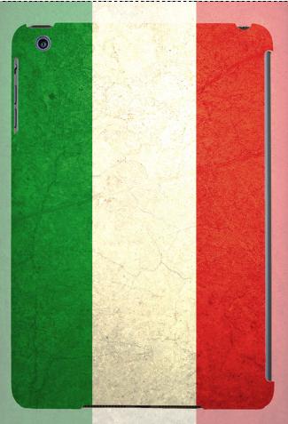 vinci cover bandiera dell'Italia con Proporta