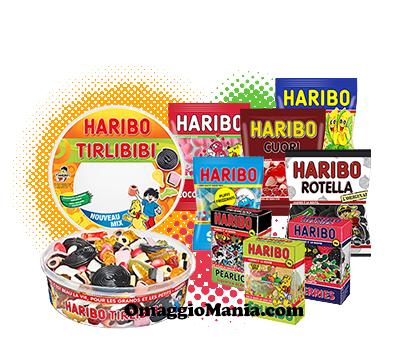 vinci fornitura Haribo instant win