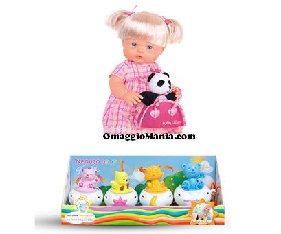 vinci giocattoli instant win con Nenuco e QuiMamme