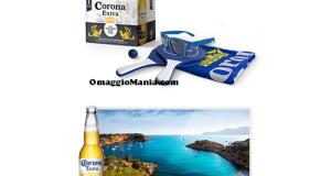 vinci kit da spiaggia Corona e viaggio a Ibiza