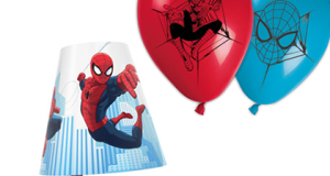 vinci lampada Spiderman con Philips