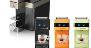 vinci macchina del caffè con Intensissimo Illy