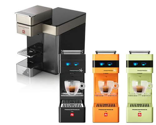 Vinci macchina del caffè con Intensissimo di Illy - OmaggioMania