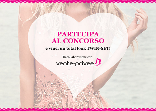 vinci total look Twin-Set con Vente-Privee