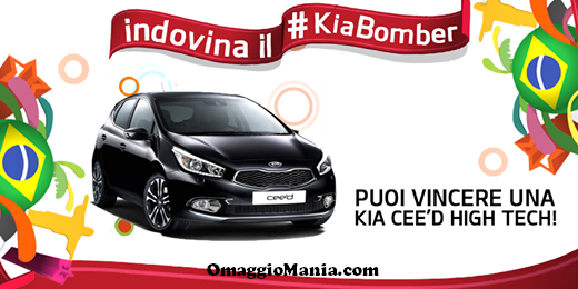 vinci una Kia cee'd High Tech
