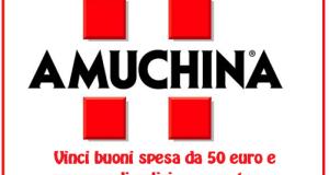 CONCORSO AMUCHINA L'IGIENE TI PREMIA