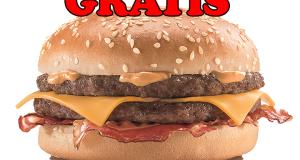 Crispy McBacon gratis