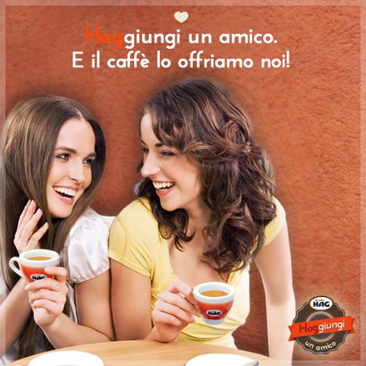 buono sconto Caffè HAG 1 euro