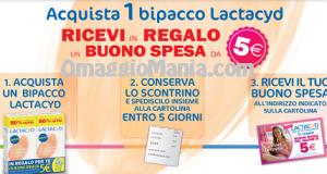 buono spesa 5 euro con lactacyd