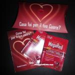 campioncino gratuito integratore MegaRed ricevuto da Valentina
