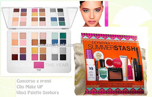 concorso a premi Clio Makeup2
