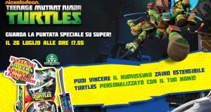 concorso a premi ninja turtles