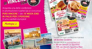 concorso beretta vinci weekend in europa