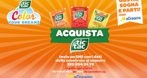 concorso tictac edreams vinci