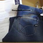 jeans GAS ricevuto gratis da Maria Concetta