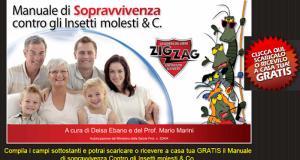 manuale sopravvivenza insetti gratis