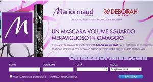 mascara gratis con acquista da marionnaud