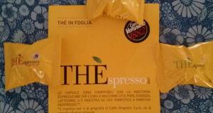 omaggio ricevuto the espresso vergnano