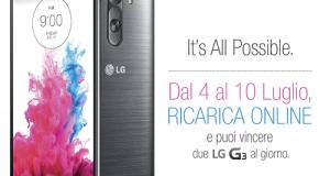 vinci LG G3 con Wind