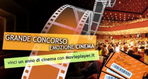 vinci carnet biglietti cinema con Movieplayer.it