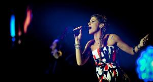 vinci concerto di Alessandra Amoroso con RDS