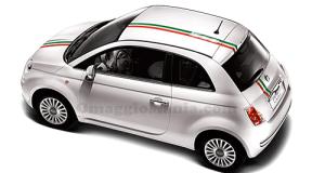 vinci una Fiat 500 con Kinder e Ferrero