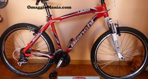 vinta mountain bike con Balocco