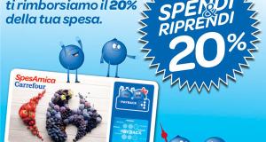 Carrefour Spendi&Riprendi 20