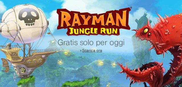 Rayman Jungle Run gratis