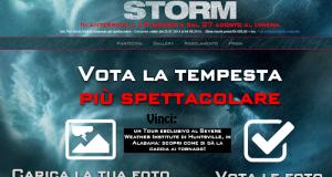 concorso into the storm