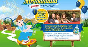 ingresso omaggio Mirabilandia con Issima