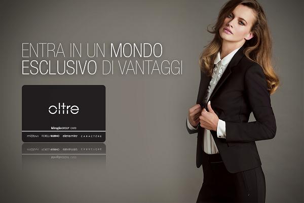 programma fedeltà Miroglio Group Card