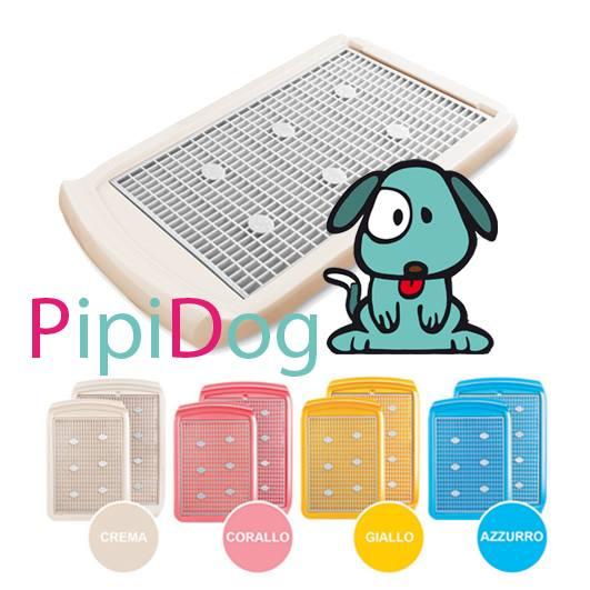 prova a vincere una lettiera PipiDog