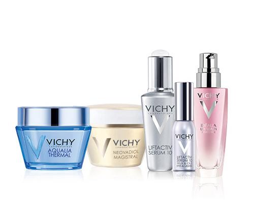 sconti immediati cosmetici Vichy