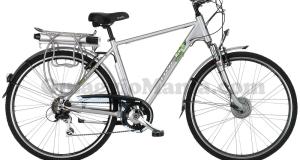 vinci bicicletta ecologica Bianchi con Chanteclair Vert