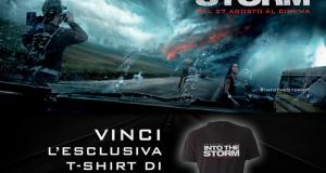 vinci t-shirt Into the Storm