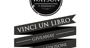 vinci un libro Watson Edizioni
