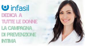 vinci visita ginecologica gratuita con Infasil