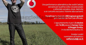 200 ingressi gratuiti #First J-Ax con Vodafone