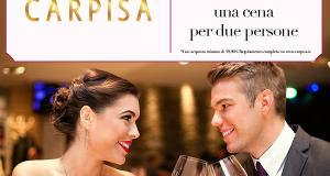 A cena con Carpisa
