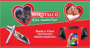 Borotalco Kiss Nomination