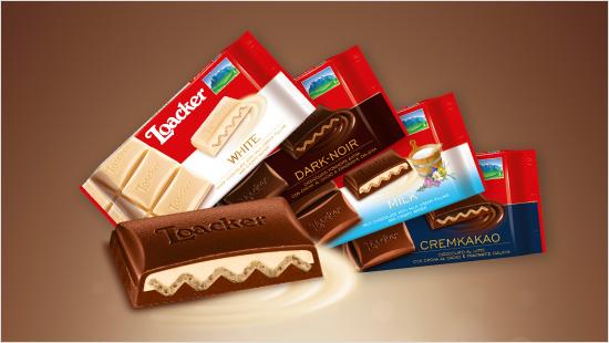Cioccolato Loacker da testare gratis