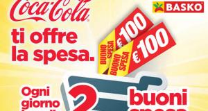Coca Cola ti offre la spesa