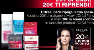 Spendi e Riprendi L'Oréal Paris