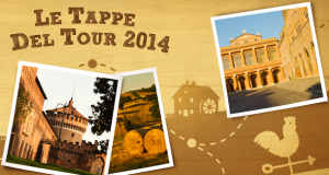 Tour Mulino Bianco 2014