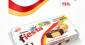 brani omaggio con Fiesta Ferrero