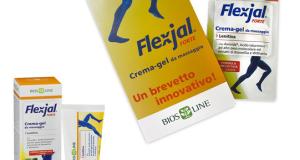 campione omaggio Flexjal crema gel