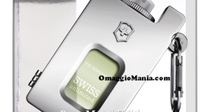 campione omaggio Victorinox Swiss Unlimited Pure Metal Edition