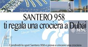 concorso a premi santero wines